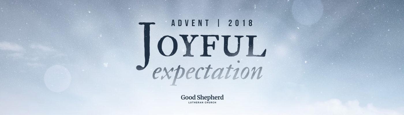 Joyful-Expectation-Header