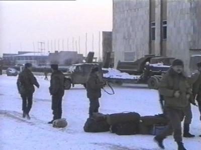 1995 год - Георгий Лиманский в Чечне