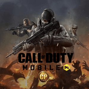 Call of Duty Mobile CP Top-up (Garena Game)