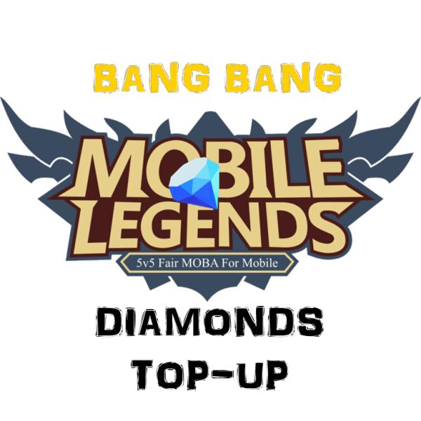 Mobile Legends Diamonds Top-up (Global)