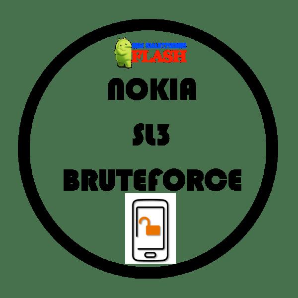 Nokia SL3 Network Unlock Brute Force Server