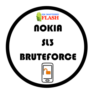 Nokia SL3 Network Unlock Brute Force Server