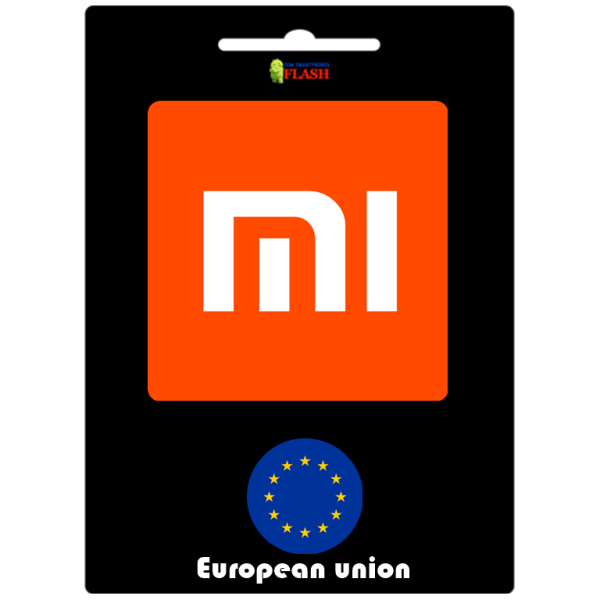 Remove Xiaomi Mi Account Official Service (Europe Only)