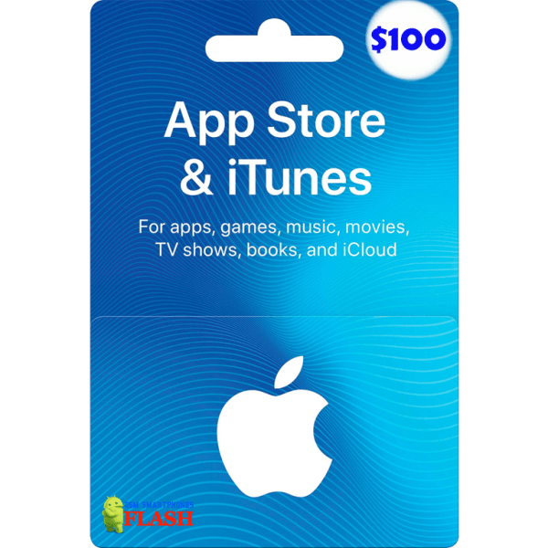 iTunes Gift Card 100 USD (US) Best Price