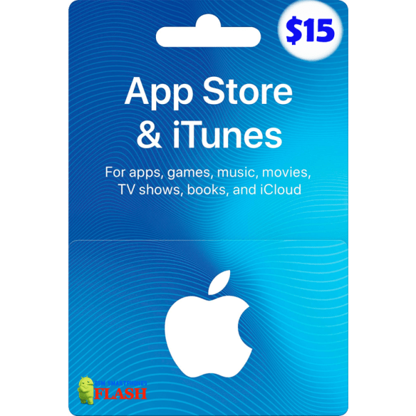 iTunes Gift Card 15 USD (US) Best Price
