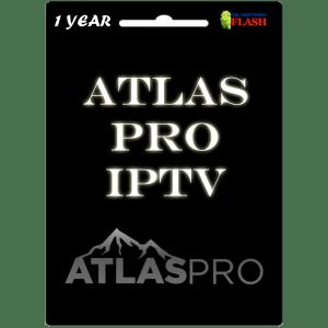 Atlas Pro IPTV 1 Year Subscription (12 mois)