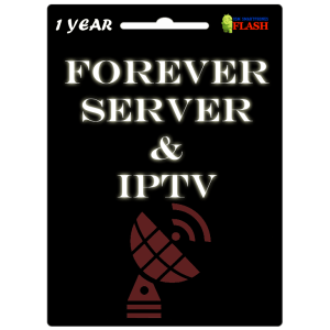 Forever Server Official 1 Year Subscription