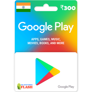 Google Play Gift Card 300 INR (IN)