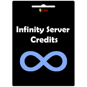 Infinity Server Credits Best Price