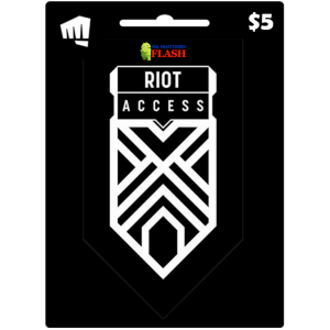 Riot Access Code 5 USD (US)