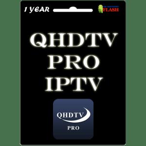 QHD IPTV 1 Year Subscription (Cheap Price)