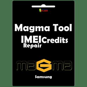 Magma IMEI Repair Tool Samsung Credits (cheap)