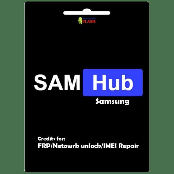 SAMHub Samsung Tool Credits (Best Price)
