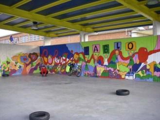Colegio Pablo Saint (Pa' nosotros el rinche VIP)