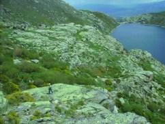 Vista de la Laguna del duque.