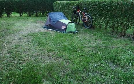 Camping Viveiro.