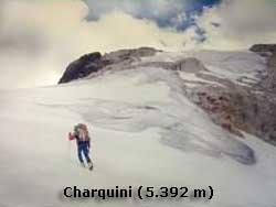 Charquini (5392m)