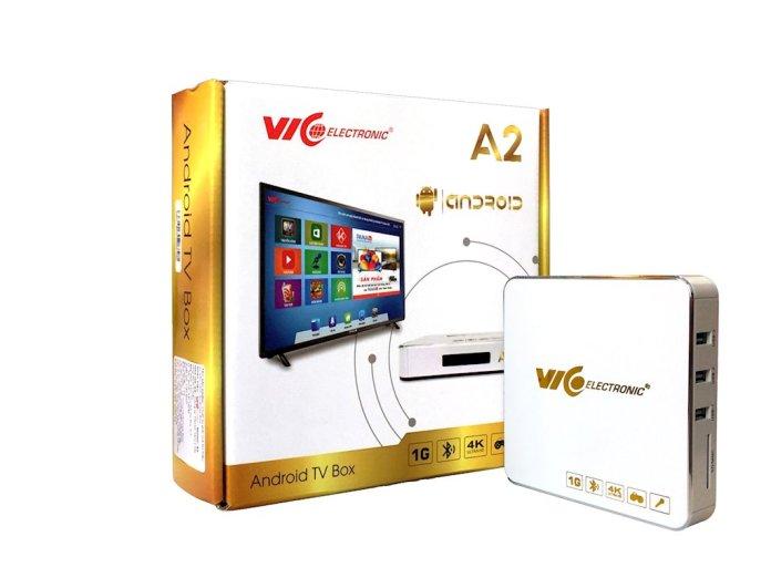 Du doan dung ty so tran dau Bi - Tunisia nhan dau thu Android TV Box VIC A2