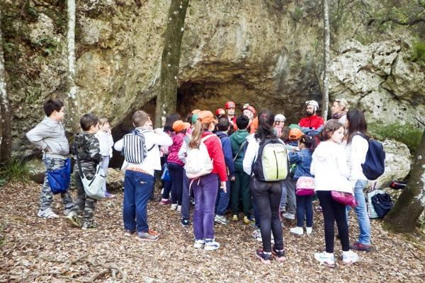 Grotta di Pilano