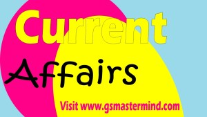 Current Affairs Weekly One, Current Affairs Weekly One Row 06 April to 11 April 2020, GS Master mind | Download free pdf books for govt jobs in hindi