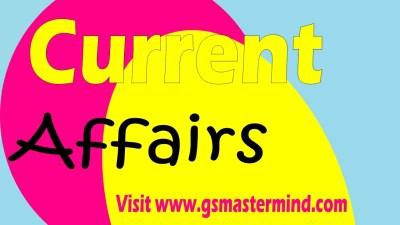 last week current affairs, Weekly last week current affairs Gk Update Quiz of 6 April to 12 April 2020, GS Master mind | Download free pdf books for govt jobs in hindi