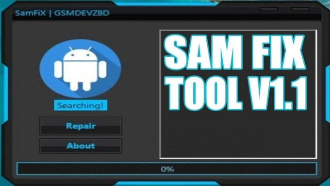 Download SamFix V1.1 crack
