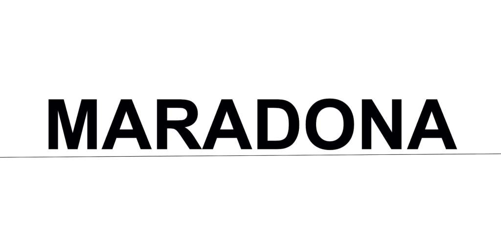 Maradona, tres enseñanzas para la vida de cualquiera