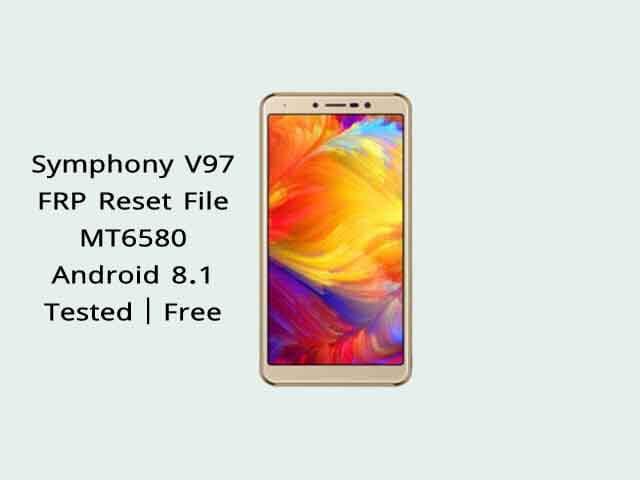 Symphony V97 Frp