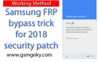 Oppo F5 (CPH 1723) Pattern and FRP Remove Solution | GSM Geeky