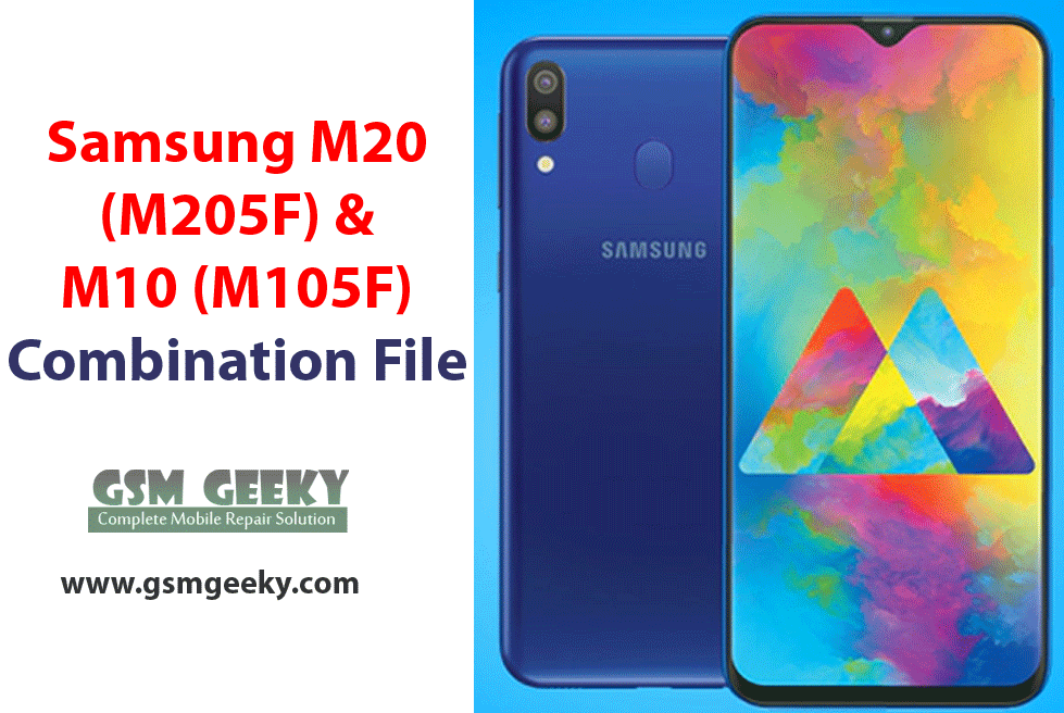 Samsung Galaxy M10 & M20 Combination Firmware | GSM Geeky