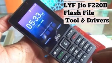 Photo of Jiophone F220B Tested Flash File Free Download (2019-20)