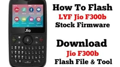 Photo of LYF Jio F300b Stock Rom For Fix Hang on a logo – 2019