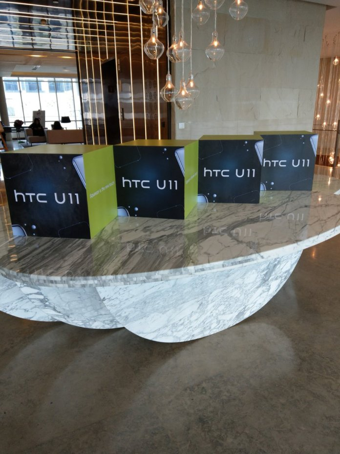 HTC U11 launched in india