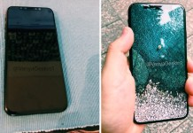iphone-8 leaked pictures and video