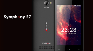 Symphony-E7 mobile flash file download