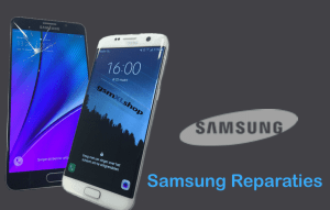 Smartphone & Tablet Reparatie