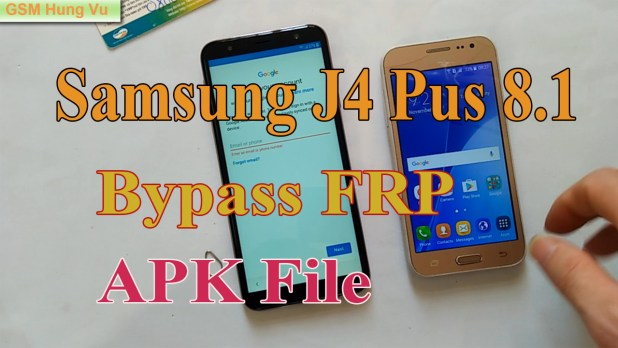 Bypass FRP J4 Plus (J415) Android 8 1 by APK File - Mobile Solutions