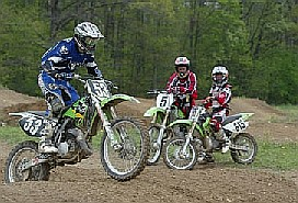 Remote Motocross Traing with Gary Semics