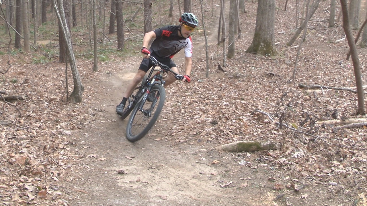 cycling good motocross training