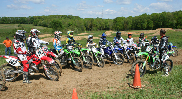 group motocross classes in lisbon ohio