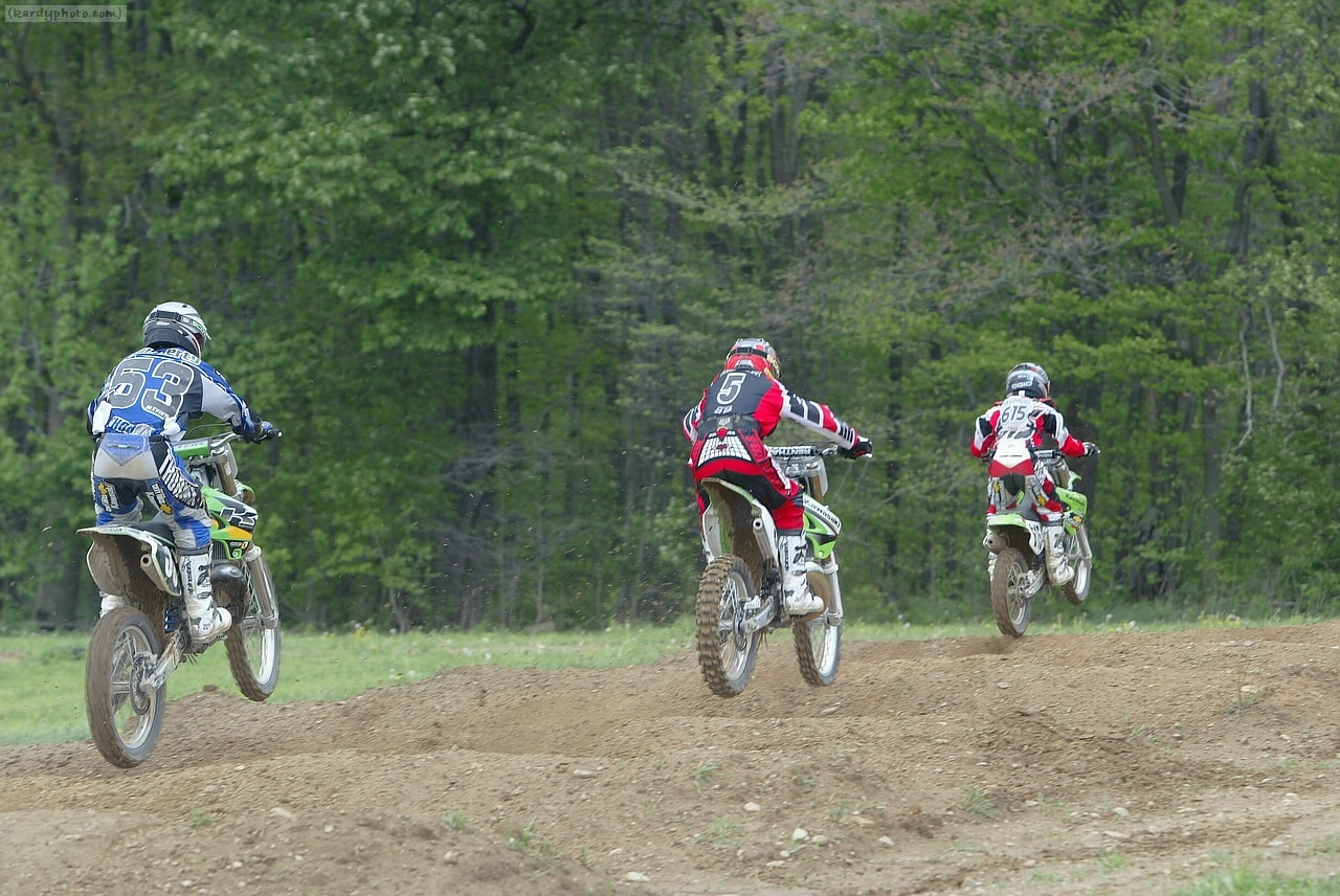 Motocross Whoops Techniques