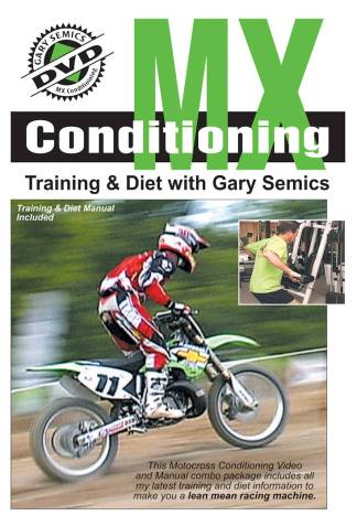 Motocross Conditioning DVD