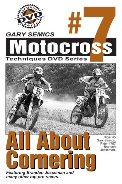 motocross cornering techniques