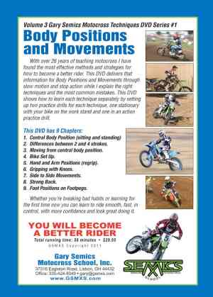 Motocross Training Value Pack