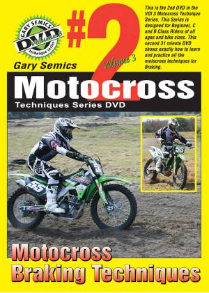 motocross Braking Techniques