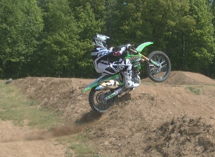 Clear Jumps Corner