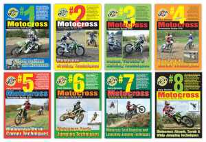 GSMXS Motocross Training Value Pack - All of Volume 3 DVD Motocross Training