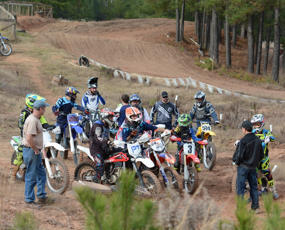 Motocross Schools North Carolina and Ohio by Gary Semics