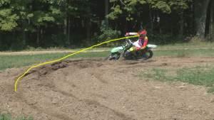 Gary Semics motocross