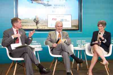 Discussing SOF Policy in the U.S. Capital